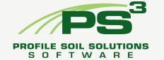 Profile soil solutions